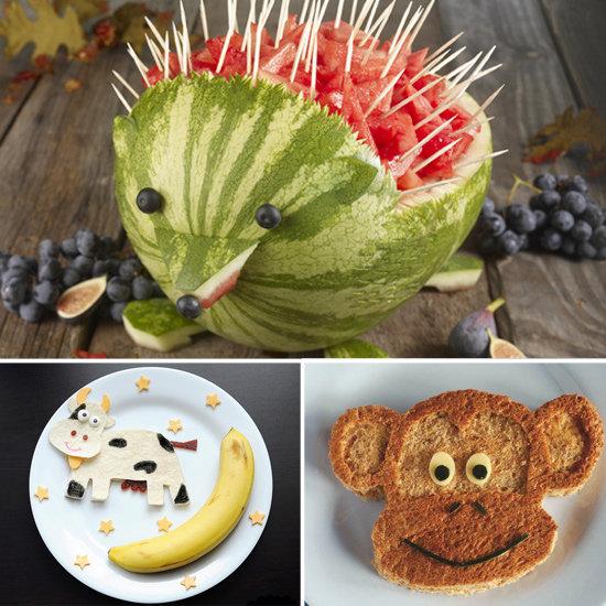 food art breakfast fun food kids - Fun Pics For Kids
